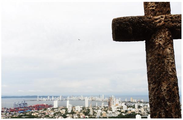 Vista proactiva de la Ciudad de Cartagena