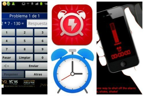 Apps para Levantarse Temprano