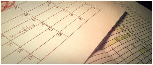 En mi caso particular, me resulta muy útil armar cronogramas donde pueda ver con claridad el panorama