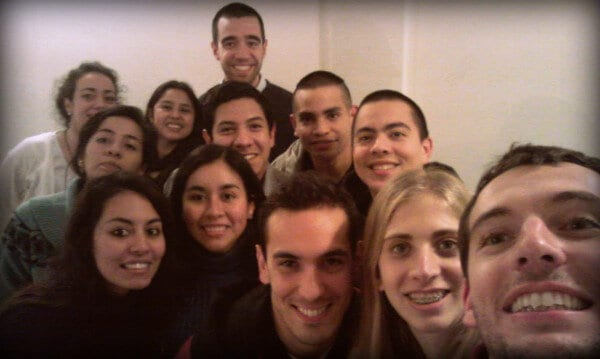 Conectarse - Selfie Encuentro Julio 2014 Superhábitos