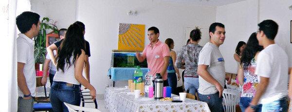 Foto de todos en el Encuentro Superhábitos de Septiembre 2014