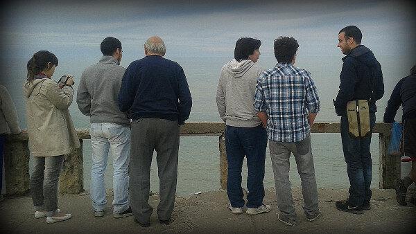 Nosotros en Mar del Plata