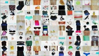 Las 100 cosas que quedaron después del primer filtro de Lu
