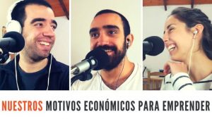 Nuestros motivos económicos para emprender