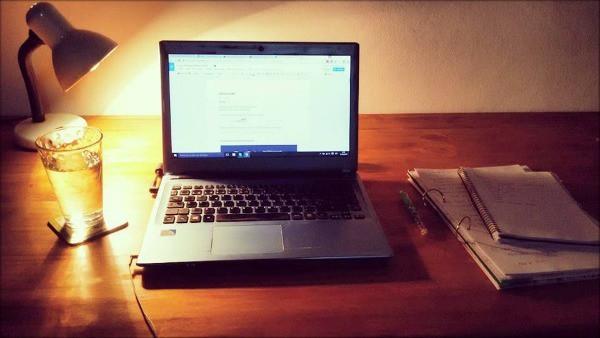 Y los escritorios y el espacio de trabajo nos enfoca :)