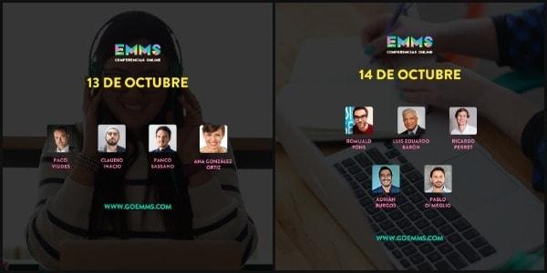 Oradores EMMS 2016