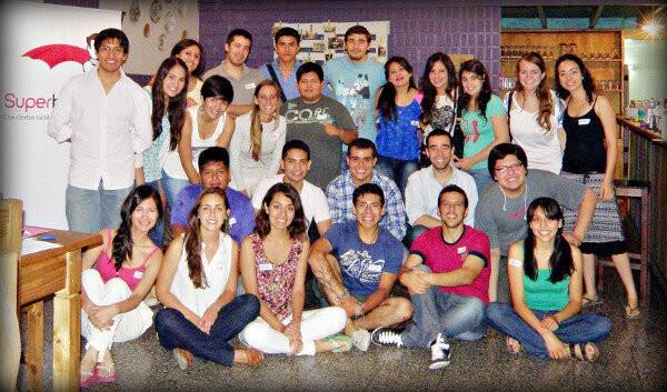 Foto del Último Encuentro 2014 de Superhábitos