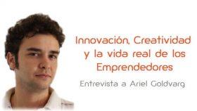 Ariel Goldvarg - Innovar Creatividad Emprender
