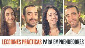 Lecciones prácticas para emprendedores