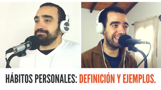 Hábitos personales definición y ejemplos