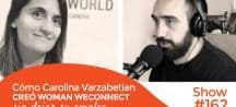 Woman WeConnect Carolina Varzabetian