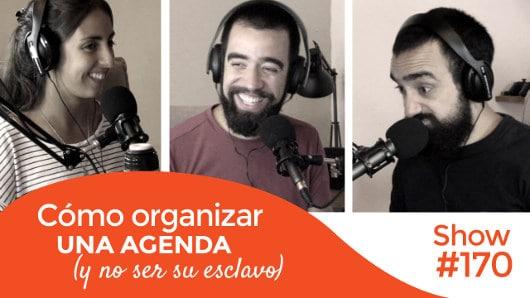 Cómo organizar una agenda