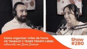 Entrevista con Lucía Serrano