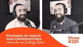 Entrevista de Santiago Salom