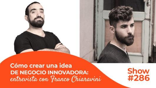 crear idea de negocios innovadora