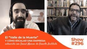 Entrevista con Daniel Marcos