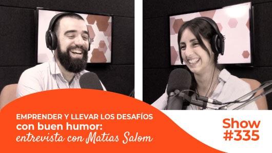 Entrevista Matias Salom