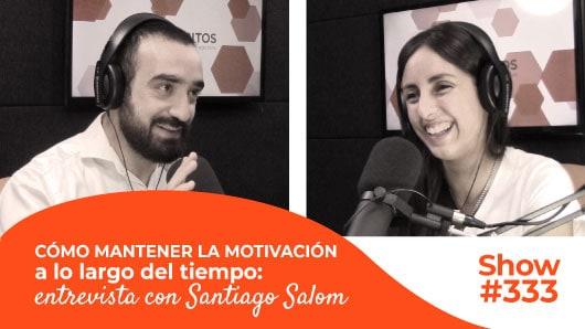 Entrevista Santiago Salom