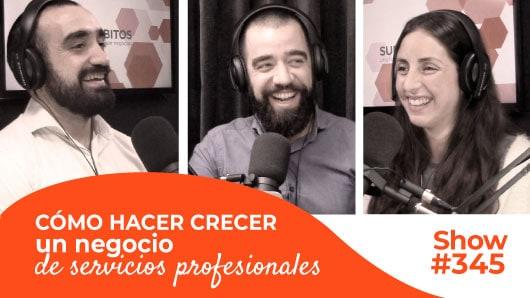 Cómo hacer crecer un negocio de servicios profesionales
