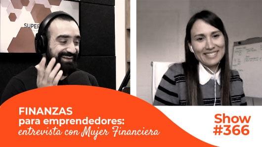 Entrevista a Mujer Financiera